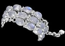 Rainbow Moonstone Jewelry