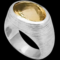 Sterling Silver Gothic Rings - Mens Rings