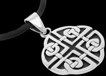 sterling silver celtic pendants