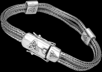 Sterling Silver Celtic Bracelets