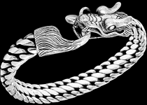 Men's Gothic Dragon Bracelets
