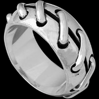 Sterling Silver Thumb Rings