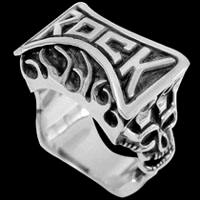 Sterling Silver Rings - Mens Rings